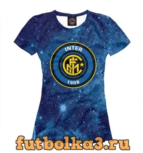 Футболка Cosmos женская