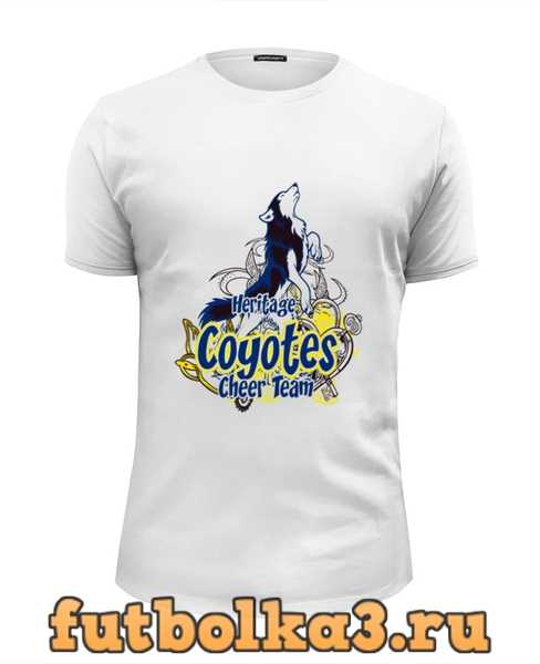Футболка Coyotes мужская