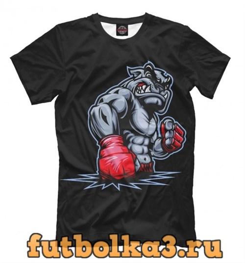 Футболка Crazy Bulldog мужская