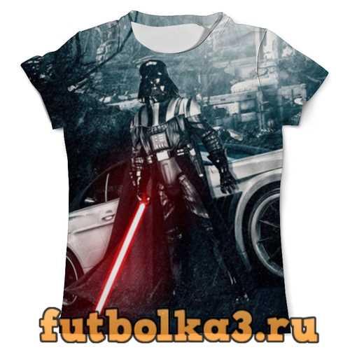 Футболка Darth Vader Auto мужская
