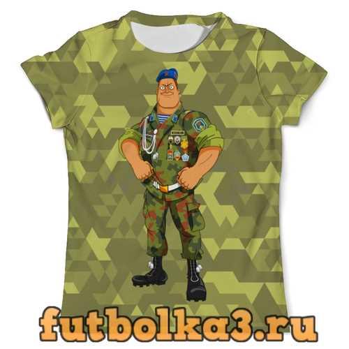 Футболка Десантник мужская