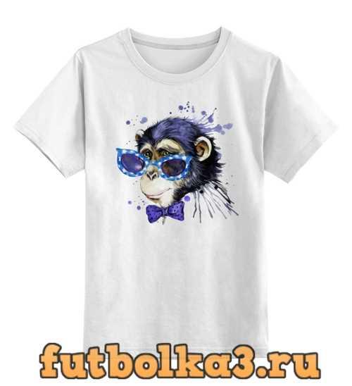Футболка детская Art Monkey 2016