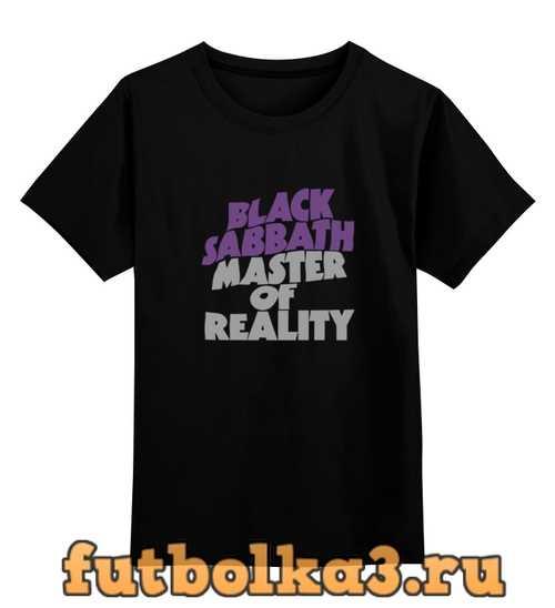Футболка детская Black Sabbath