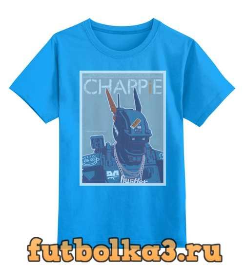 Футболка детская Chappie / Робот Чаппи
