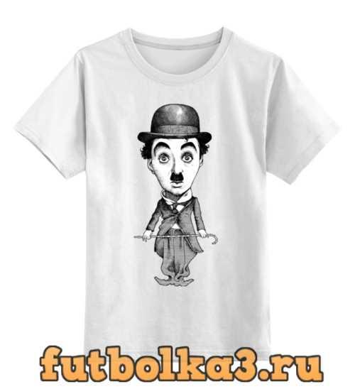 Футболка детская Charlie Chaplin
