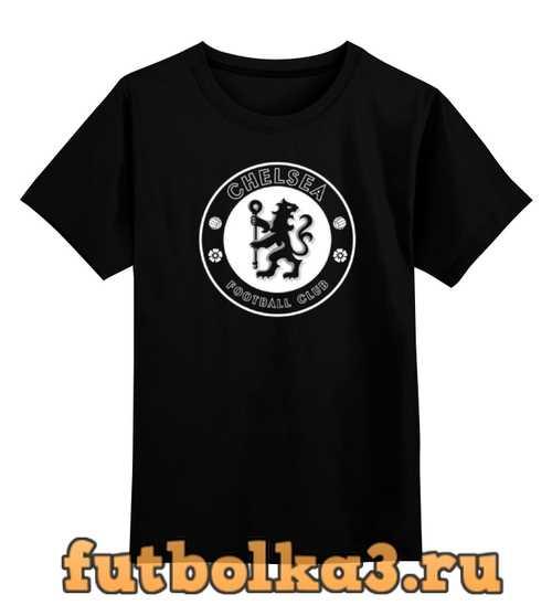 Футболка детская Chelsea FC (white)