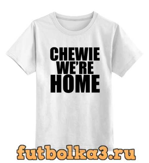 Футболка детская Chewie (Star Wars)