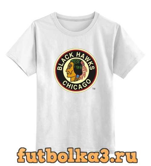 Футболка детская Chicago Black Hawks / NHL USA