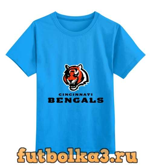 Футболка детская Cincinnati Bengals