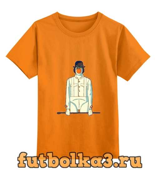 Футболка детская Clockwork orange