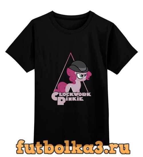 Футболка детская Clockwork Pinkie