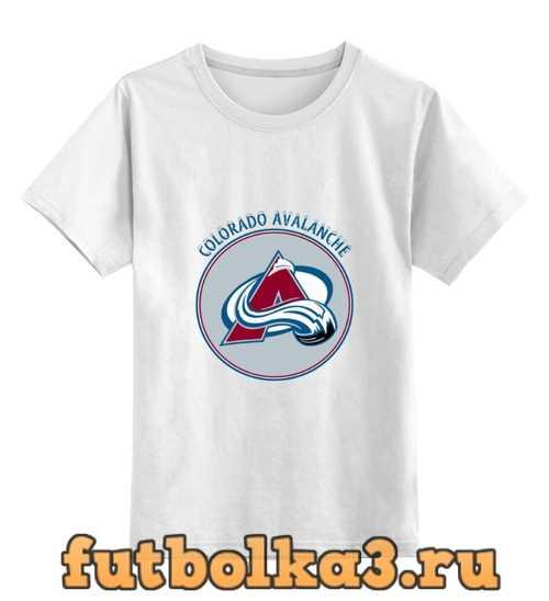 Футболка детская Colorado Avalanche
