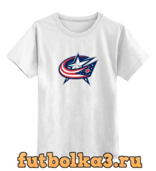 Футболка детская Columbus Blue Jackets / NHL USA