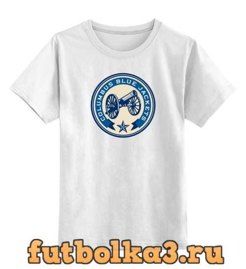Футболка дет�ка� Columbus Blue Jackets