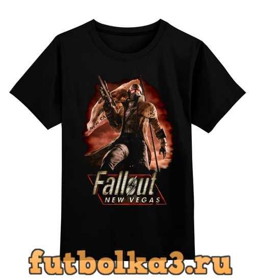 Футболка детская Fallout: New Vegas