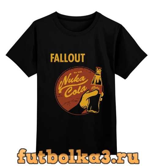 Футболка детская Fallout (Nuka Cola)