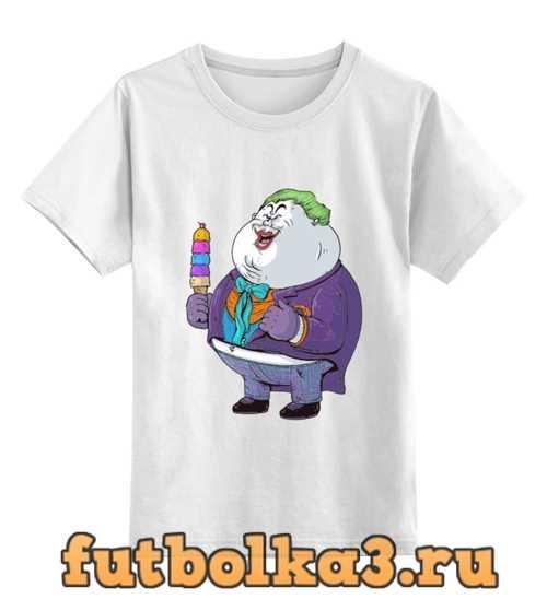 Футболка детская Fat Joker