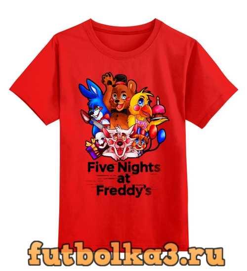 Футболка детская Five Nights at Freddys_