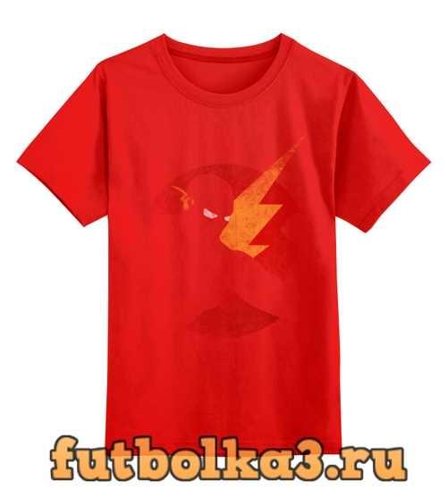 Футболка дет�ка� flash