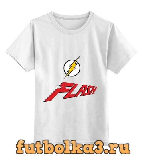 Футболка детская Flash_ARSB