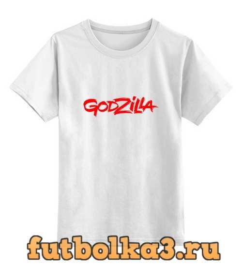 Футболка детская Godzilla
