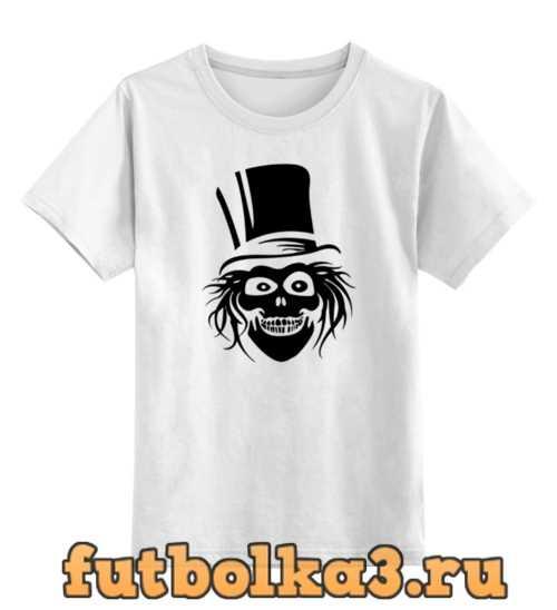 Футболка детская Hatbox Ghost (Особняк с привидениями)