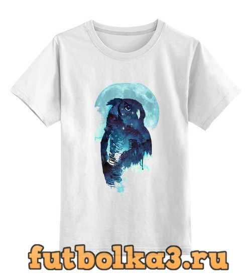 Футболка детская Midnight Owl