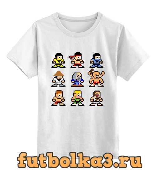 Футболка детская Мортал Комбат (Mortal Kombat)