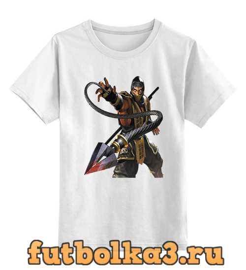 Футболка дет�ка� Mortal Kombat