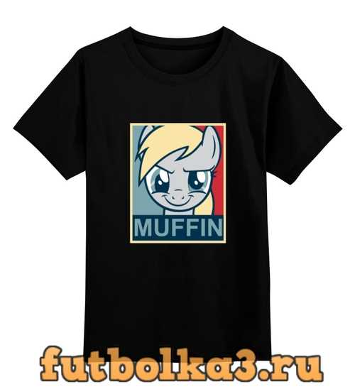 Футболка детская Muffin (Оладушки)
