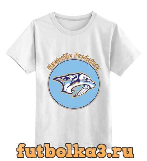 Футболка детская Nashville Predators