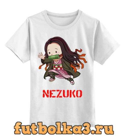 Футболка детская Nezuko