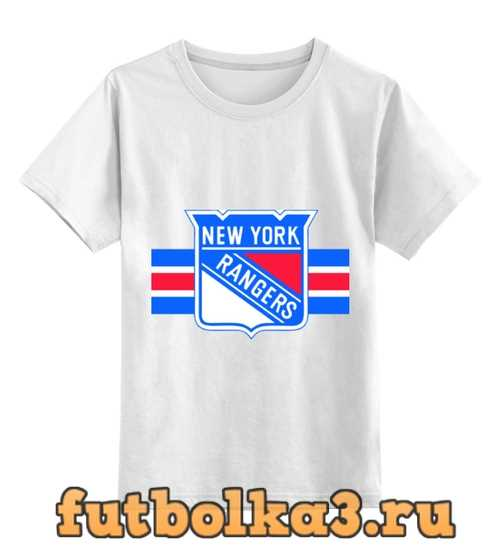Футболка детская Нью-Йорк Рейнджерс