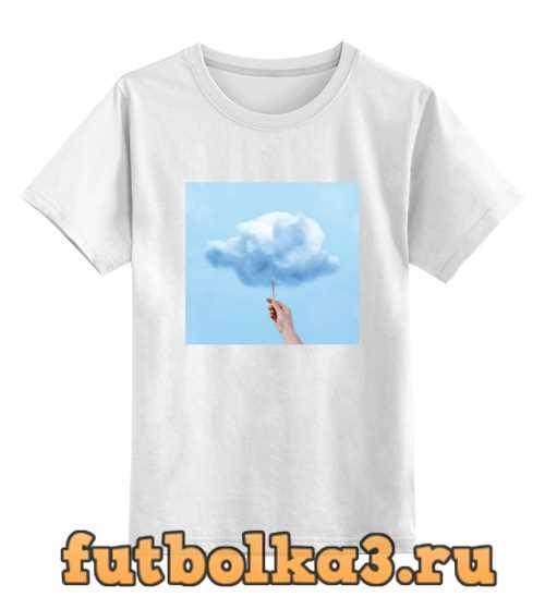 Футболка детская Облако