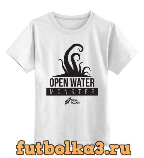 Футболка детская Open Water Monster