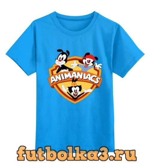Футболка детская Озорные анимашки