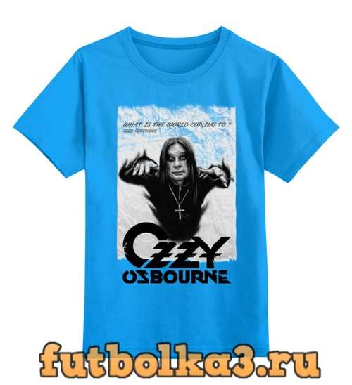 Футболка детская Ozzy Osbourne