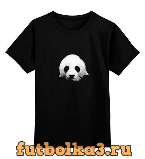 Футболка детская Панда в тени