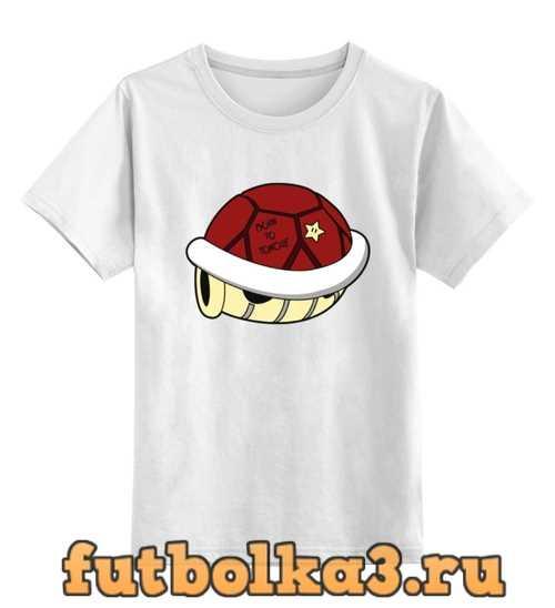 Футболка детская Панцерь Черепахи (Марио)