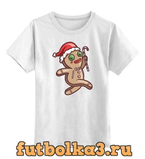 Футболка детская Печенько (Новый год)