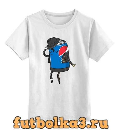 Футболка детская Пепси Джексон