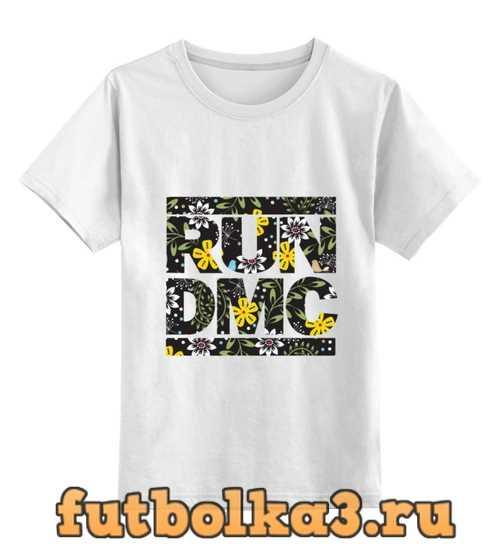 Футболка детская RUN DMC