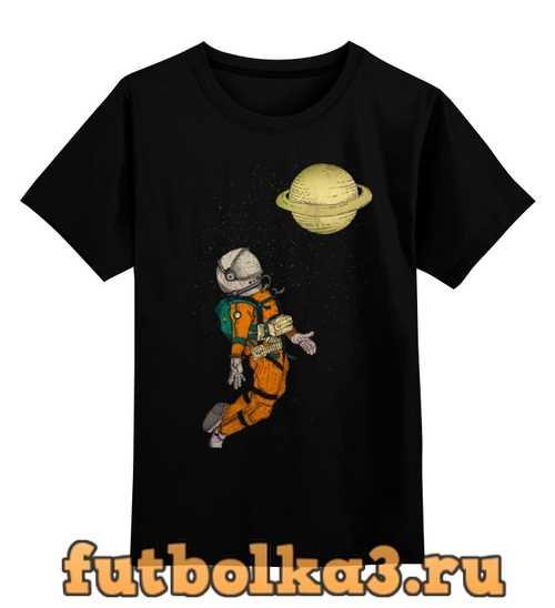Футболка детская Сатурн