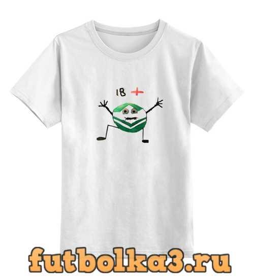 Футболка детская СберСмайлик 18+