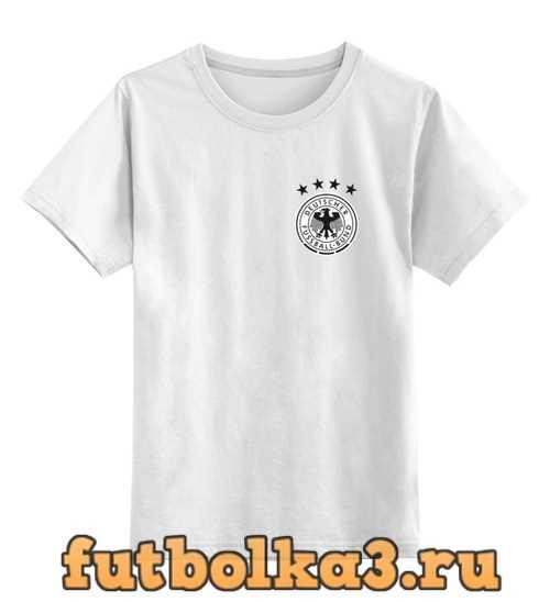 Футболка детская Сборная Германии по футболу 2016