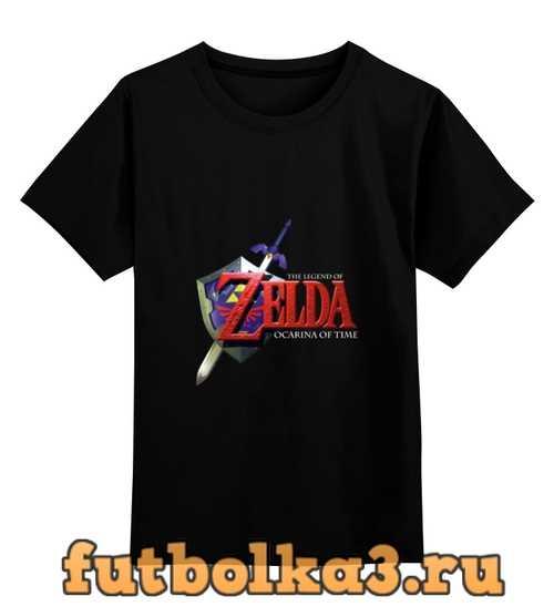 Футболка детская The Legend Of Zelda