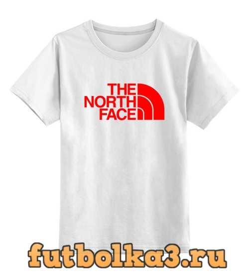 Футболка детская The North Face