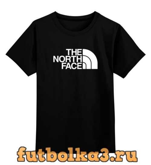 Футболка детская The North Face(две стороны)