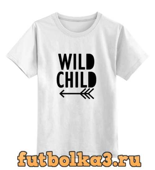 Футболка детская Wild Child