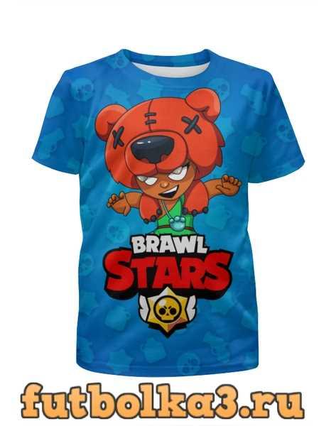 Футболка для девочек BRAWL STARS NITA
